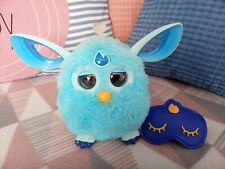 *Hasbro Furby 00004000  Connect Blue Electronic Interactive Pet Toy*Vgc
