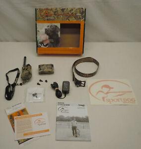 SportDog WetLandHunter Dog Training Collar & Remote SD-2000 ST-101W SR-200IW