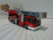 """Wiking 0627 04 # Feuerwehr - Metz DL 32 (MB Econic) in """" rot-silber """" 1:87 NEU"""