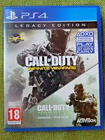 Call of Duty Infinite Warfare Legacy Edition (PlayStation 4, Region Free, PS4)