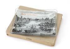KODAK PATHE DEALER ASHTRAY, GLASS, IN ORIGINAL BOX/cks/194421