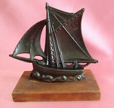 Sailing Ship Paperweight