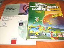 patente europea del computer zanichelli + atlas 2009-2013