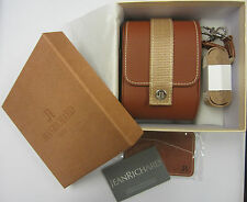 Jean Richard Aquascope Watch Gift Travel Box Pouch Pillow Strap Card Wallet Set