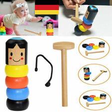 Magisches Holzspielzeug Unsterbliche Daruma Holzmann Unzerbrechliches Geschenk