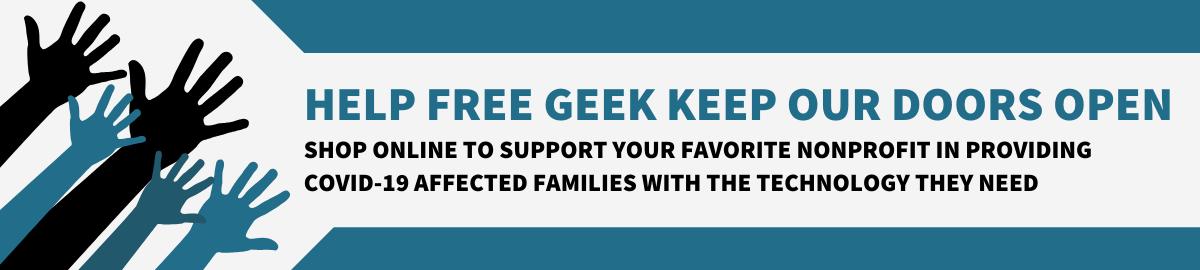 Free Geek Portland