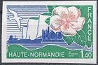 RÉGION HEUTE NORMANDIE N°1992 TIMBRE NON DENTELÉ IMPERF 1978 NEUF ** MNH