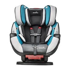 Evenflo Symphony DLX All-In-One Baby Infant Toddler Child Car Seat Modesto