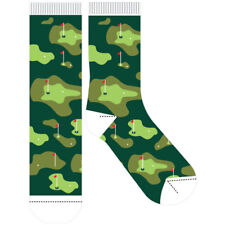 "NEW Novelty Fun Socks - The Latest Craze in Socks! ""Golf"""
