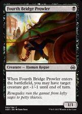 4 FOURTH BRIDGE PROWLER ~mtg NM Aether Revolt Com x4