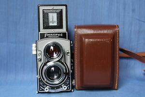 FLEXARET VII,Meopta,TWIN lens camera,Czechoslovakia,CLA