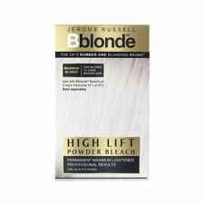 Jerome Russell Bblonde Powder Bleach - Maximum Blonde (4 x Sachets 25g)