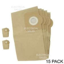 FITS HOUSEMAID DCC658 /& EFBE VU3 VACUUM CLEANER HOOVER CLOTH DUST BAGS x 5