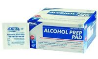 ALCOHOL PREPS PADS SWABS WIPES 200/BOX BRAND NEW !
