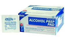 ALCOHOL PREPS PADS SWABS WIPES 200/BOX BRAND NEW !