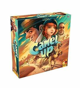 Camel Up 2nd Edition Board Game SEALED UNOPENED FREE SHIPPING