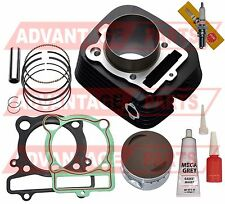 Yamaha Warrior 350 Cylinder Piston Gasket Top End Kit Set 1987-2004 87-04