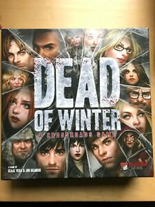 Dead of Winter - A Crossroads Game - Boardgame - Plaid Hat Games