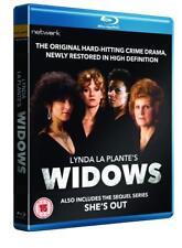 Blu Ray WIDOWS the complete series 1  2 & 3 She's Out. Lynda La Plante. New.