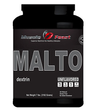 Muscle Feast Maltodextrin - 7 lbs