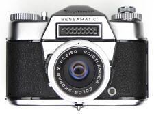Voigtlander Bessamatic with 50mm f2.8 Color-Skopar  #95444