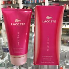 LACOSTE TOUCH OF PINK SHOWER GEL 150 ML