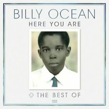 BILLY OCEAN - Here You Are - The Best Of CD *NEW & SEALED