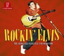 Pop aus Großbritannien Elvis Presley's Musik-CD