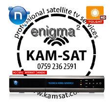 Dekoder Enigma 2 telewizji NC + Cyfrowy Polsat cyfra HD Dreambox 12 miesiecy Sport