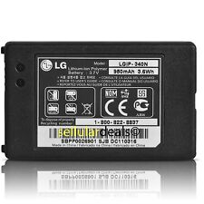 OEM LG LGIP-340N Battery for Xenon GR500 Rumor 2 LX265 Tritan AX840 UX840