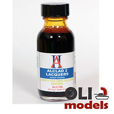 Candy Golden Yellow Enamel 1oz Bottle - ALCLAD II LACQUER 706