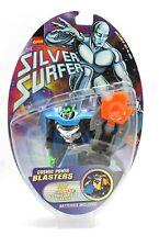 Marvel Comics Silver Surfer RAZE Cosmic Shield Blaster Action Figure ToyBiz 1997