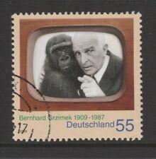 Germany 2009 Bernhard Grzimek SG 3595 FU