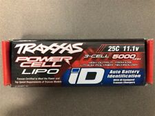 Traxxas 11.1V 5000mAh 3-cell LiPo Battery 25C Part # 2872X