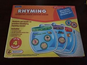 Rhyming - Literature Based Learning Center - Lakeshore