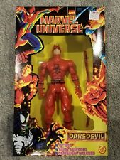 Marvel Universe Dare Devil 10 inch Toy Biz 1997 NEW red Marvel Comics NIB