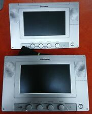 """Goodmans GCE5003DVD In Car DVD with Twin 6.2"""" LCD Screens"""