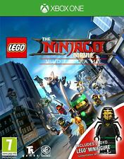Lego Ninjago Film Jeu : Videogame Mini Figurine Édition (Xbox One) Nouveau