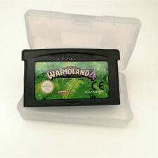 WARIO LAND 4 Game Card For Nintendo Game Boy Advance GBA /GBA SP/NDSI/NDSL