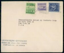 Mayfairstamps Habana to Transatlantic Animal By Products Crop TB Cover wwm_23139