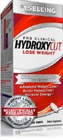 MUSCLETECH HYDROXYCUT PRO CLINICAL 60 capsules over 1 million sold !!!