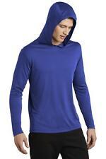 Sport-Tek Mens PosiCharge Dri-Fit Workout Pullover Hoodie ST358