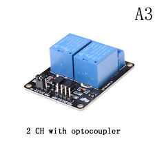 5V 2 Channel Relay Board Module With Optocoupler HLD for Arduino PiC ARM AV HL