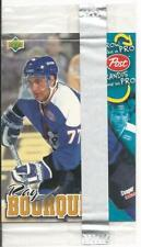 1996-97 Upper Deck Post Cereal Ray Bourque Grow Like a Pro Mint Sealed Wrapper