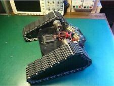 Arduino - Lynxmotion - Tri-Track raro (PS2 arduino)  robot  ORIGINAL LYNXMOTION