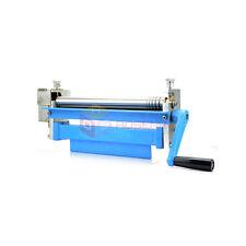Hand Round Rolling Machine Manual Steel Bending Machine Metal Plate Rolling
