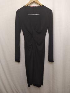 Black Dress Emanuel Ungaro