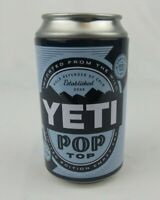 YETI Pop Top Limited Edition Empty 12 Oz. Can Of Air Stash Can