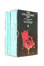 The Collector's Set: English Furniture Styles/Silver/Porcelain Through The Age..