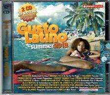 Gusto Latino Summer 2012  (2 CDS Set)  BRAND  NEW SEALED CD